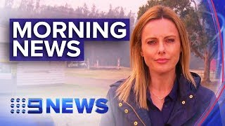 Bushfires turn 'catastrophic', Fifita's freedom deal   Nine News Australia