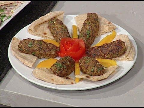 طريقه عمل كفته داوود باشا وكفته الارز وكفته البرغل من الشيف محمد فوزي في مطبخ الراعي