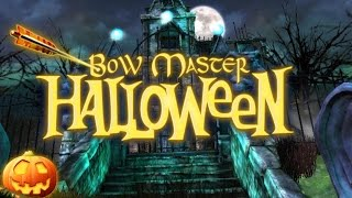 Bow Master Halloween: Gameplay trailer - a free Miniclip game