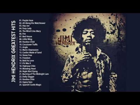 Jimi Hendrix Greatest Hits (full Album) - Best Songs Of Jimi Hendrix {COOL MUSIC}