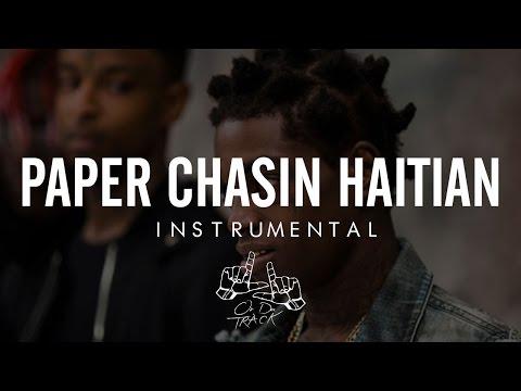 Kodak Black - Paper Chasin Haitian [Official Instrumental] (Re-Prod. By LJOnDaTrack)