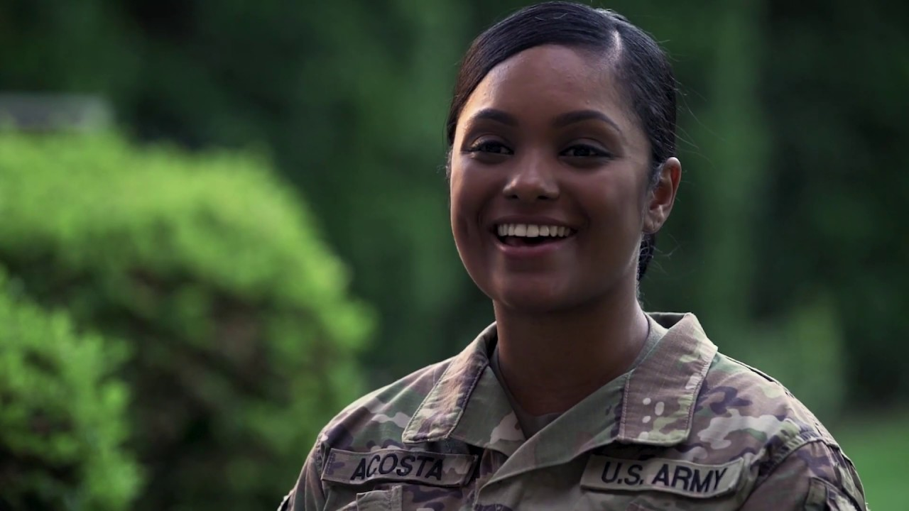 What's your dream job? For Sgt. Ammie Acosta, it was a career as a systems engineer. Hear how the U.S. Army Reserve helped her get there.