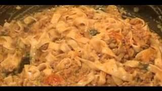 Shirataki Noodle Recipe with Ground Turkey