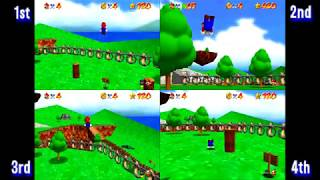 SM64 Speed TAS Competition 2019 Task 9 Compilation