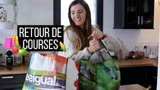 Retour de courses | tribulationsdanais