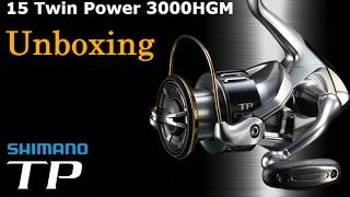 15 Twin Power 3000HGM Распаковка (Японский рынок)
