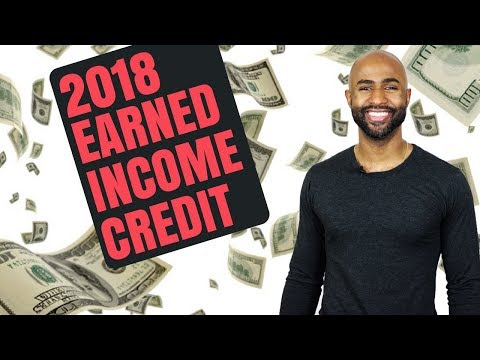 New 2018 Earned Income Credit