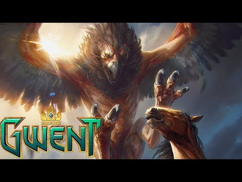 Gwent Can't Win Them All ~ Dagon Weather ~ Gwent Ranked Gameplay The Witcher Card Game Open Beta