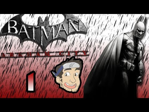 Batman Arkham City - Part 1 -  The Bat Is In