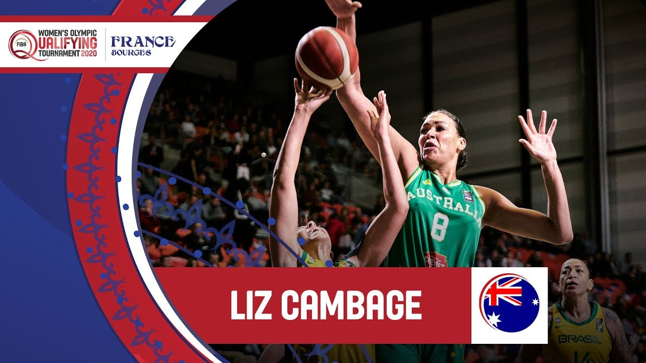 Liz Cambage (Australia) - Highlights