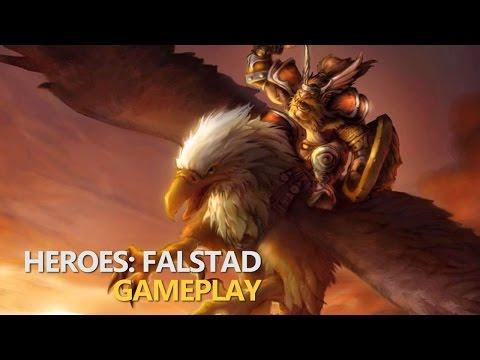 Heroes: Falstad's a BLAST (Gameplay)
