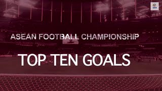 AFF Suzuki Cup - Top 10 Goals