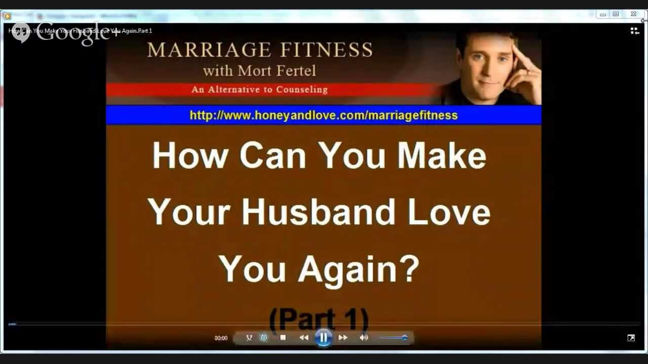 how to make your husband trust and love you again
