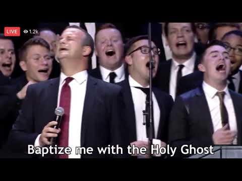 Baptize Me Jesus - UPCI General Conference 2018