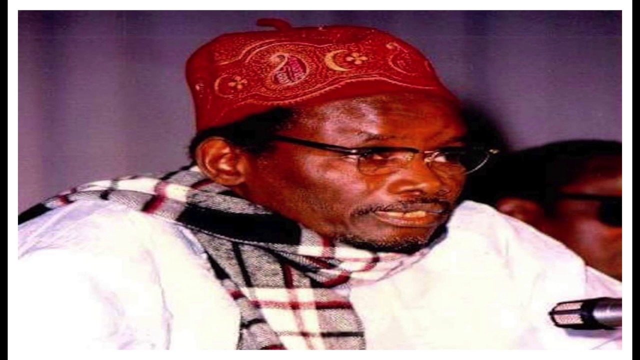 conferences de serigne sam mbaye