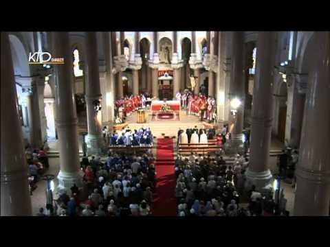 Vêpres et messe - Basilique du Sacré Coeur de Marseille