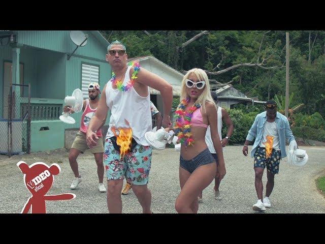 Jamsha & Barbie Rican - Calicho (video oficial)