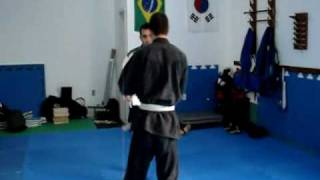 GONGKWON YUSUL BRAZIL 2010 - COLOR BELT TEST