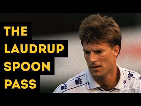 THE LAUDRUP SPOON PASS | Signature Moves