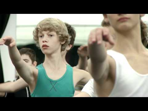 A year inside The Australian Ballet: Episode #4: Boys' Day
