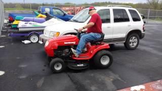 MTD 638RL Yard Machine Riding Lawn Mower