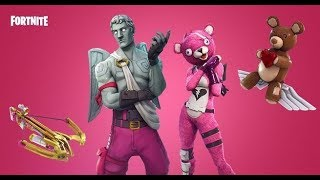 Fortnite Battle Royal Squads + Going for a Winstreak And New Skins! (Decent Player)
