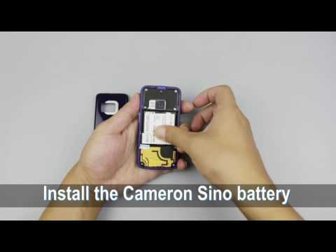 Nokia N81– Battery – Replacement instructions by BatteryUpgrade com