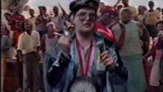 Genuine Nerd Toby Radloff - Rappin' Radloff - April 1989