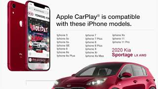 Gambar cover Apple Car Play  |  Yonkers Kia | Bronx Queens New Rochelle White Plains New York