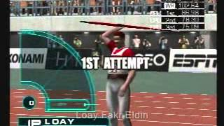 ESPN International Track & Field Ps2