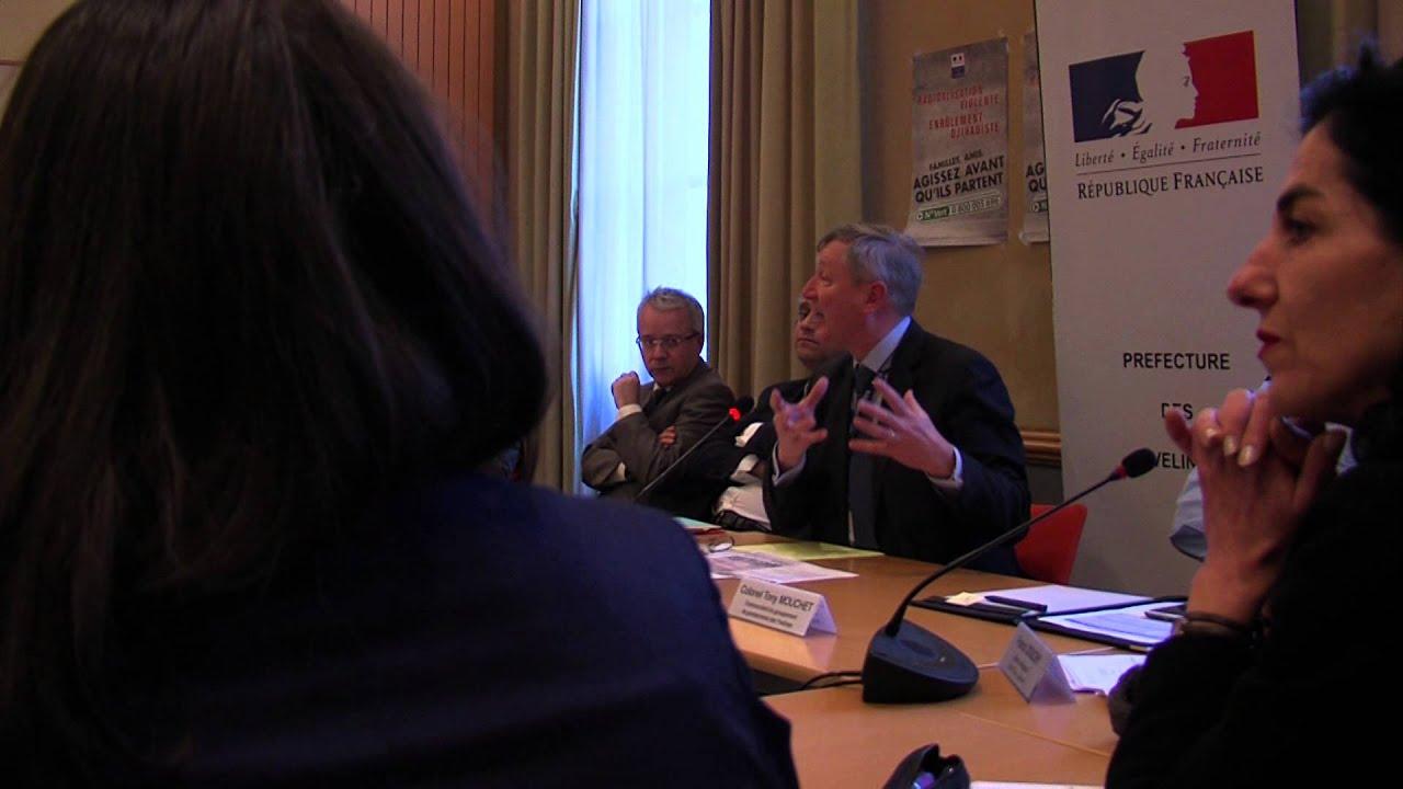 Radicalisation : le département des Yvelines particulièrement concerné