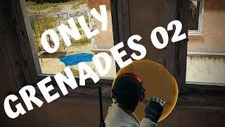 PUBG - Only Grenades 02