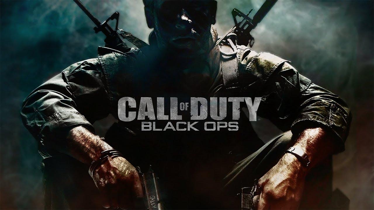 Call of Duty Black Ops - باقي فيه احد بالأون لاين ؟