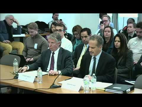 NYDFS Virtual Currency Hearings, Day 2, Panel 1