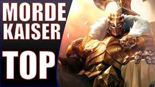 Mordekaiser no Top | Dano Absurdo | League of Legends