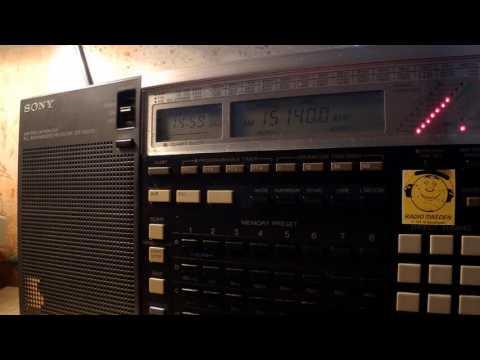 06 10 2016 Radio Sultanate of Oman in Arabic to WeEu 1458 on 15140 Thumrayt