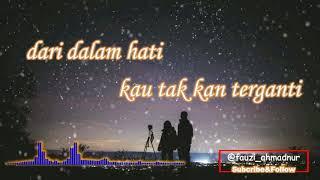 Takkan Terganti (Kangen Band) - cover by Sheryl Shazwanie (Lirik)