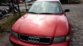 Авточехлы Audi 100