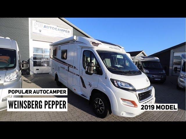 Weinsberg Pepper - 2019 model