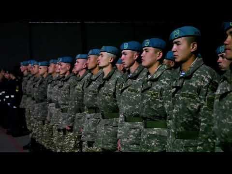 Останки солдата, погибшего в годы ВОВ, доставили в Казахстан