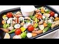 【料理】野菜をいっぱい食べよう!ホットプレートでチーズフォンデュ