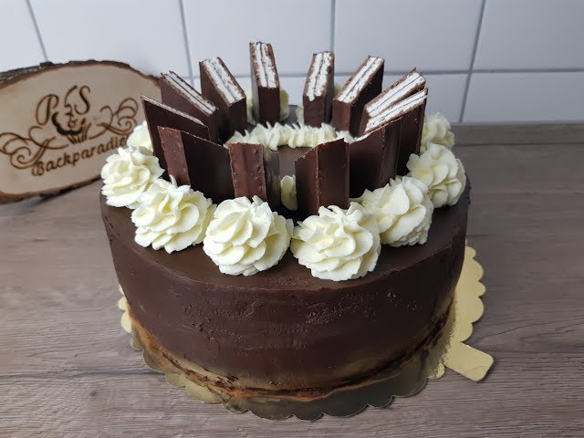 Kinder Pinguin Torte Ps Backparadies Youtube