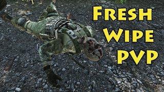 Fresh Wipe PvP! - Escape From Tarkov