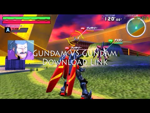 download game gundam pc highly compressed