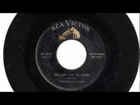 """Vaughn Monroe with Orchestra - """"They Were Doin' the Mambo"""" (1954 B-side)"""