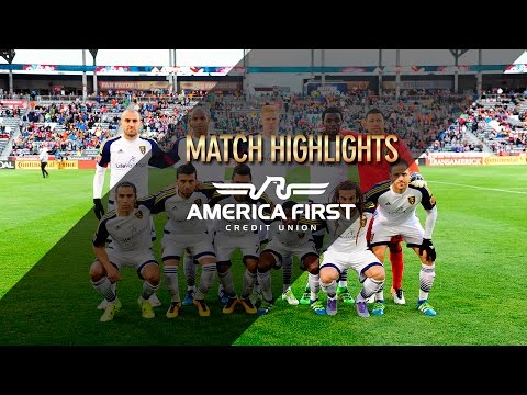 RSL at Colorado, Broadcast Highlights - 5/7/2016