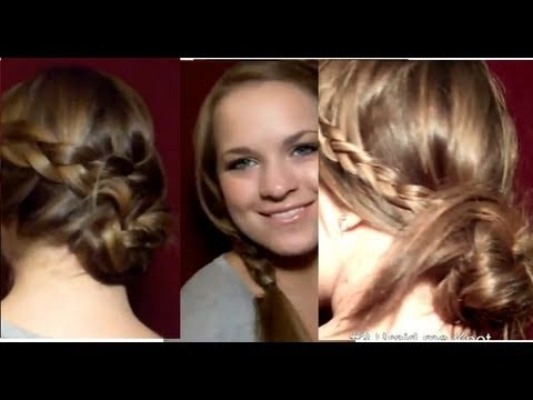5 minute Updos for everyday 1  YouTube