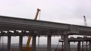 видео Бюджет строительства Фрунзенского моста в 2018 году составит 3,4 млрд рублей