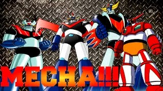 Great Mazinger Movies (Review) (MECHA MAY 2017)