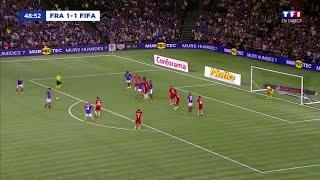 Coup franc de Zinedine Zidane face à la FIFA 98!